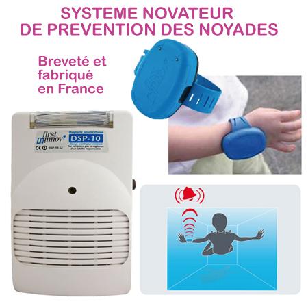 Syst me d 39 alarme compl mentaire pour piscine piscine for Systeme d alarme pour piscine