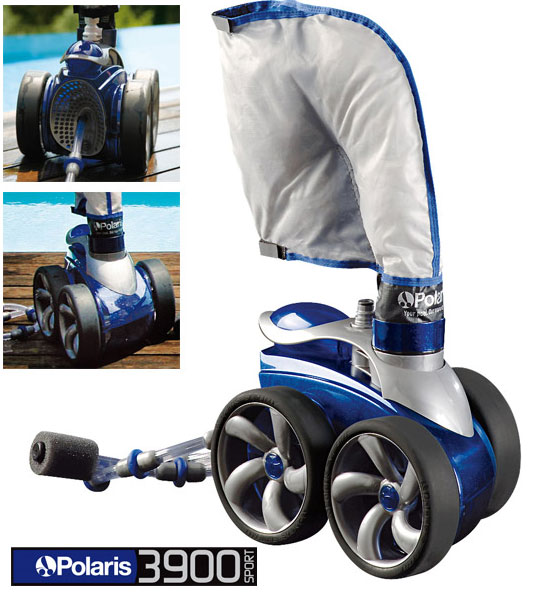 robot piscine polaris 3900 sport et son surpresseur norystar piscine center net. Black Bedroom Furniture Sets. Home Design Ideas