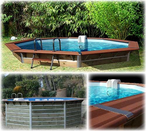 Piscine waterclip alayor 460 x 129 cm piscine center net for Piscine center