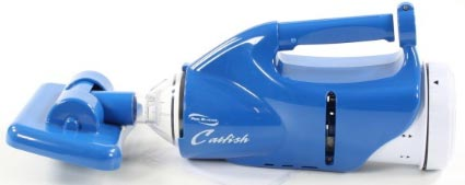 catfish aspirateur nettoyeur by pool blaster piscine. Black Bedroom Furniture Sets. Home Design Ideas