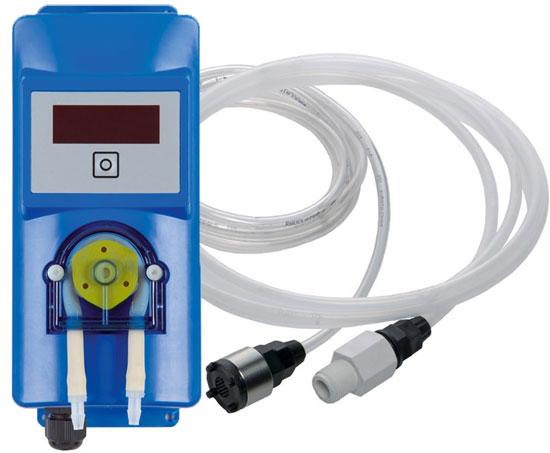 Pompe de dosage pour st rilisteur uv c blue lagoon piscine center net - Fonctionnement pompe piscine hors sol ...